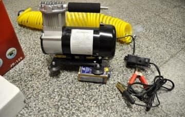 Air Compressors DJEBEL LGB 126