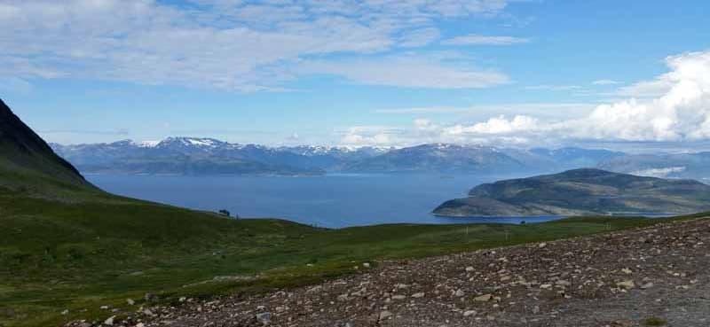 Kvaenangenfjord Norway