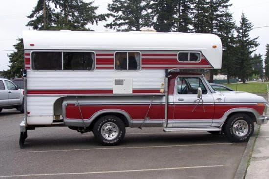 Chinook Camper, taken by Sally Stomberg