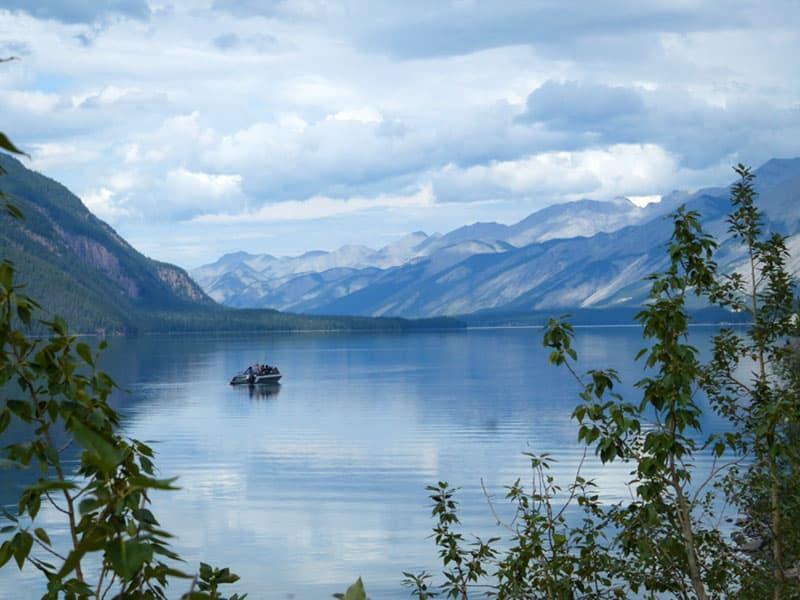 Mucho Lake in British Columbia