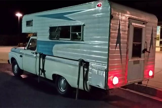 Vintage Camper Gallery - Truck Camper Magazine