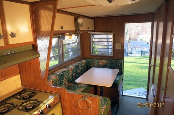 1969 Holiday Rambler, submitted by Jeannie Coushaine