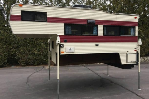 1970 Security Traveler Camper, submitted by Kevin Pinassi
