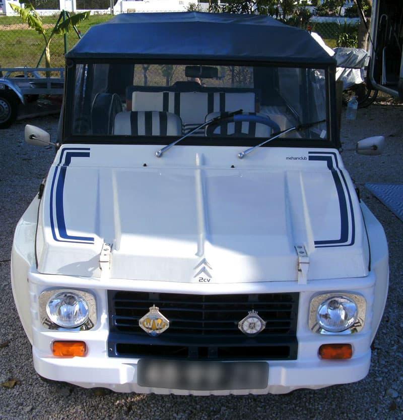 1977 Mehari car