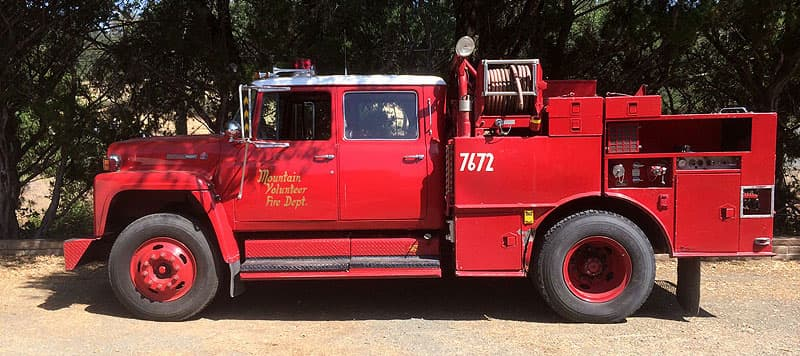 1978 wildland International Harvester Loadstar 1700