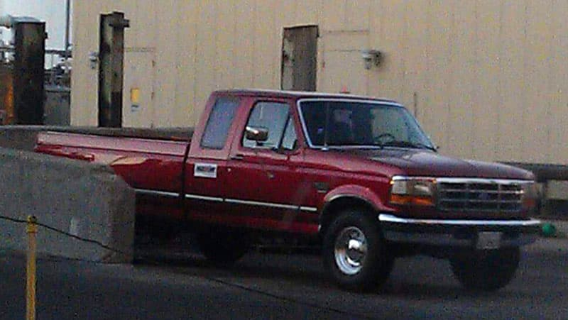 1997 Ford F250 Diesel truck