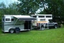 2 Jack Short Camper Stable-Lift