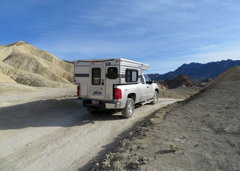 20 Mule Dirt Road Four Wheel Camper
