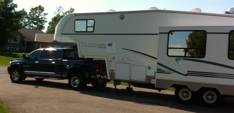 2006 Ram 2500 HD Also For Fifth Wheel