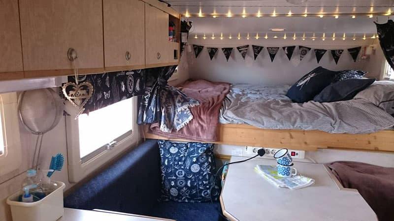 2006 S Karosser EC-6L truck camper