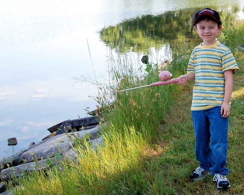Harper Ward Fishing