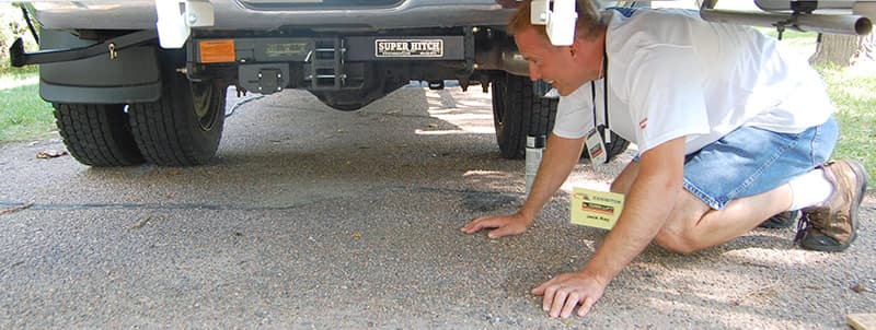 Jack Torklift under our Dodge 3500