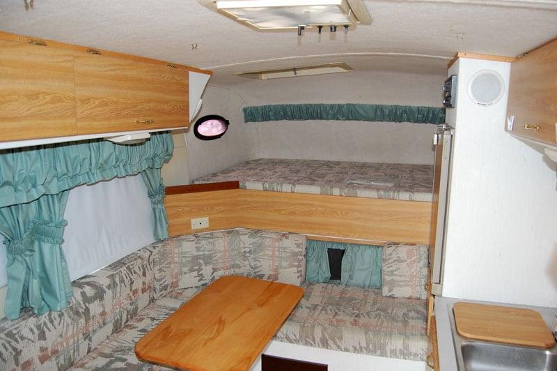 Sport Cam 1158Z Interior