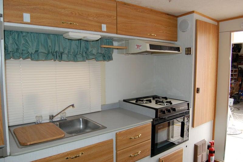Sport Cam 1158Z Kitchen