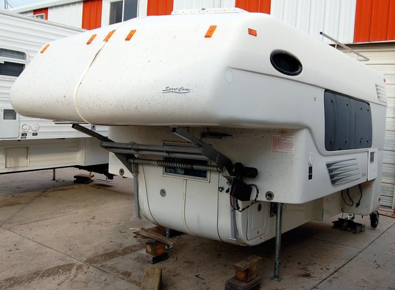 Sport Cam 1158Z Off Truck Loading Mechanism