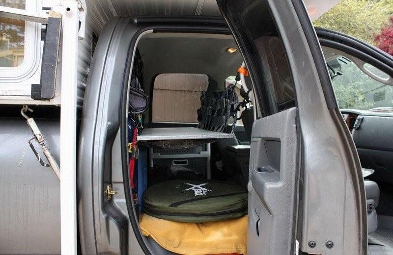 Back Seat Platform For Bassett Hound