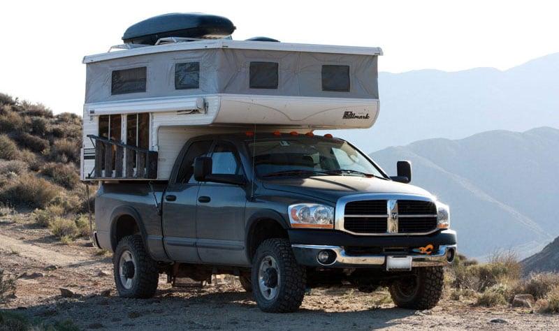 Hallmark Milner And Dodge Power Wagon