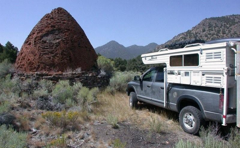 Off Road Discoveries With Hallmark Camper