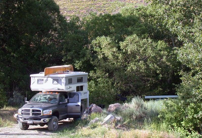 Water Canyon Winnamucca Nevada