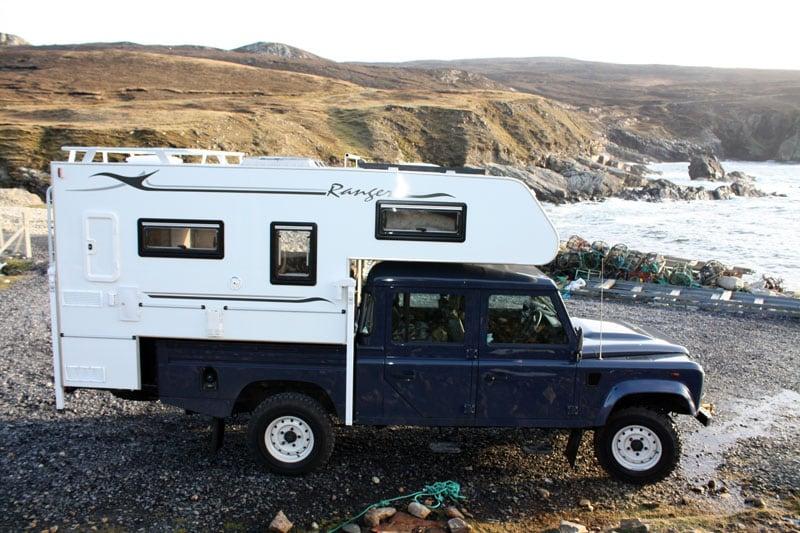 Ranger Motorhomes Makes Truck Camper