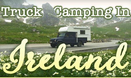 Truck Camping In Ireland
