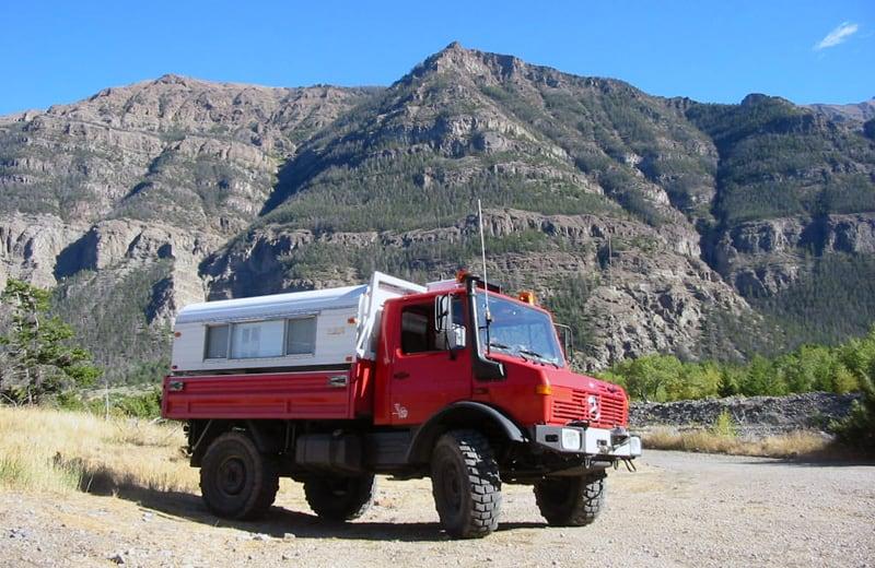 Unimog Meets Alaskan - Truck Camper Magazine