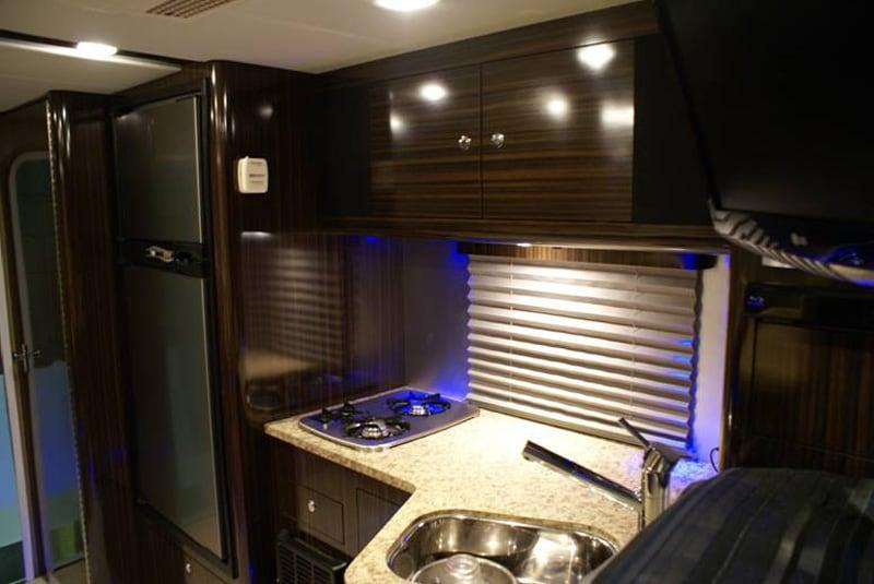 Bruiser Camper's Kitchen