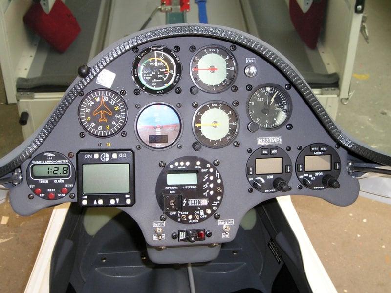 Glider Panel