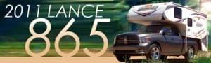 2011 Lance 865