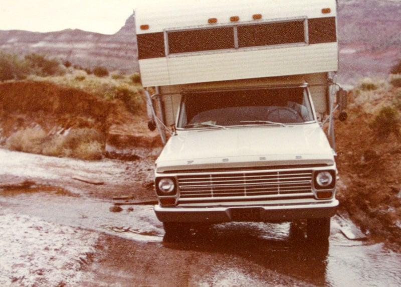 Piru Utah 1980