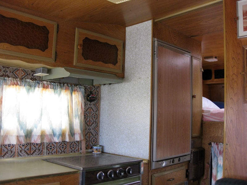 Roll A Long Camper Inside
