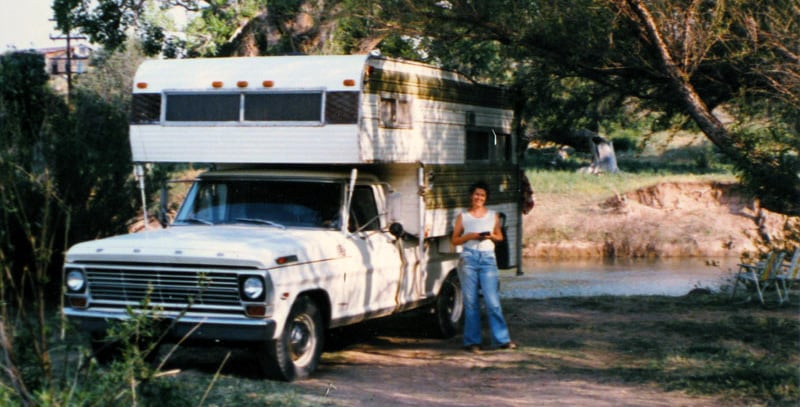 Verde River Arizona 1980