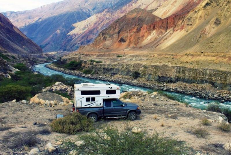 Canyon Del Pato North Central Peru