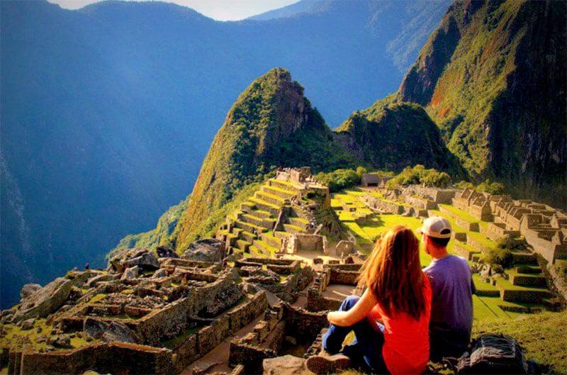Machu Picchu Eastern Cordillera Of Southern Peru Wonder