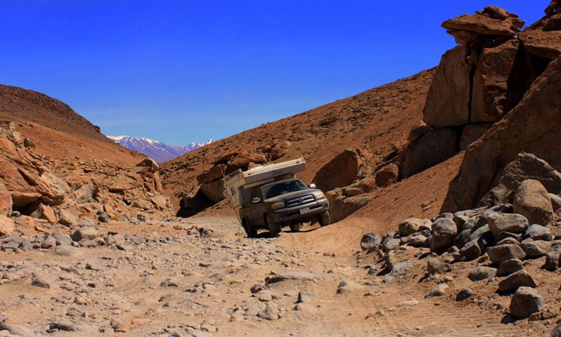 Technical In Southwest Bolivia