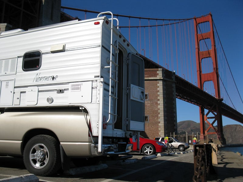Earthquake Escape Vehicle Golden Gate