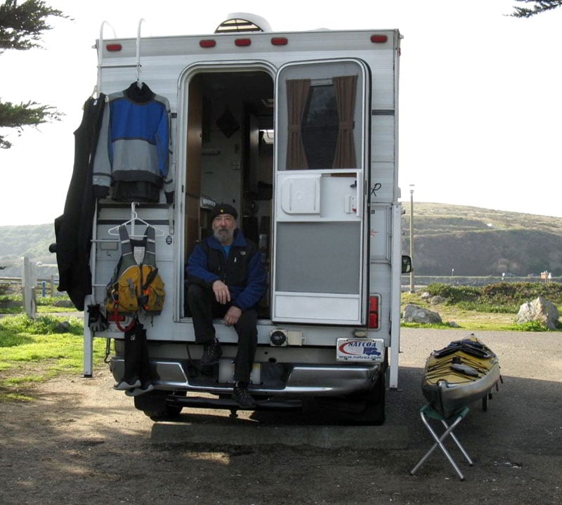 Larry And His Northstar Camper