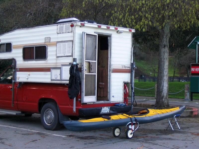 Pilgrim Camper 2004
