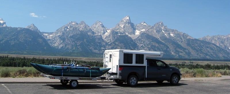 Cruising Through Grand Teton Nat