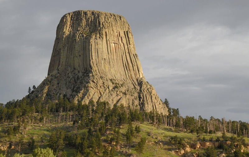 Cinematic Devils Tower
