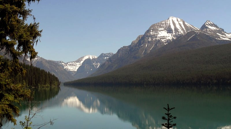 Montana Bowman Lake