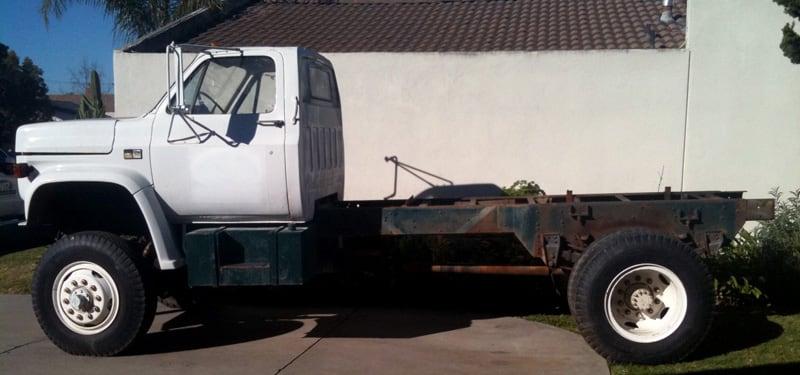 Survivor Truck Chassis