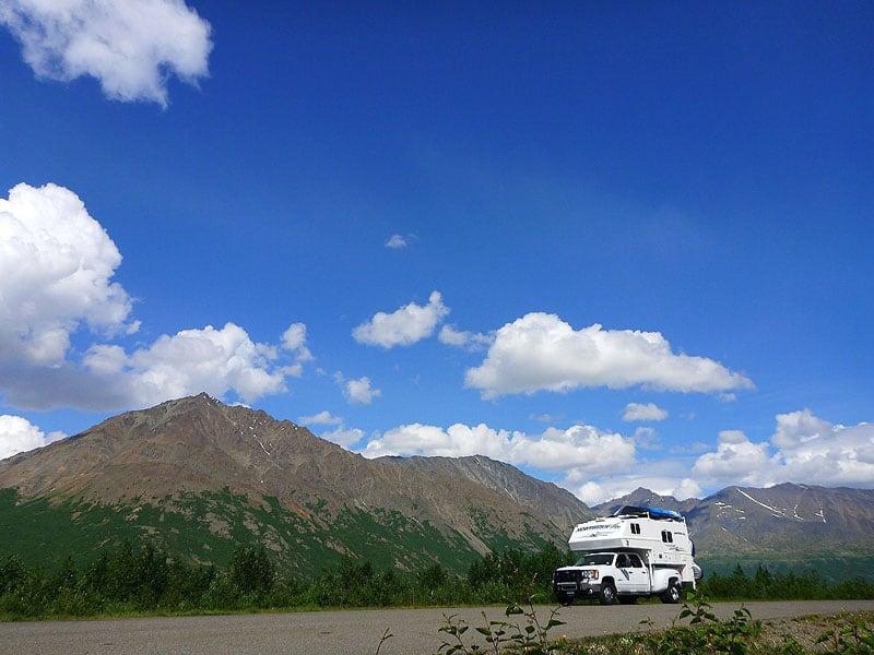 Alaska Highway Northern Lite