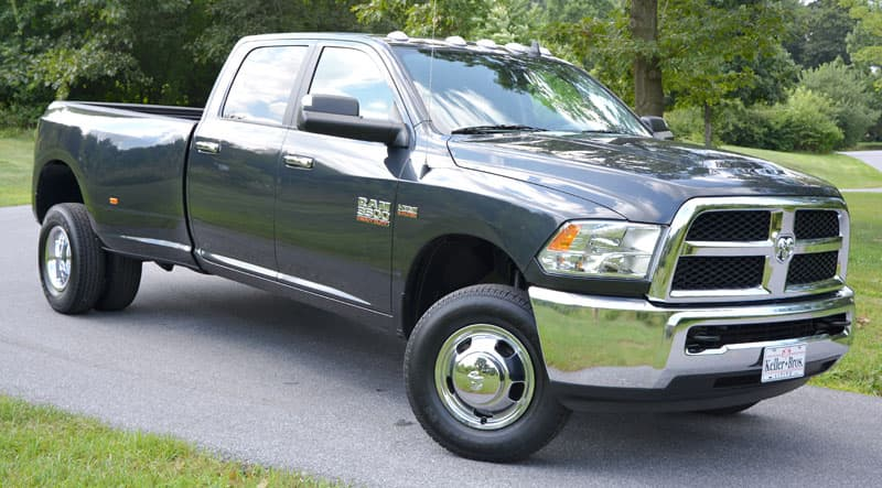 2014 Ram wheels and tires
