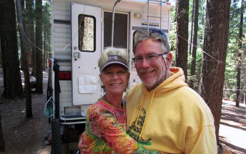Gary and Lisa Creps