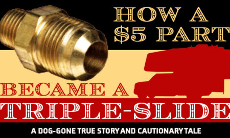 $5 Part To Triple-Slide Truck Camper