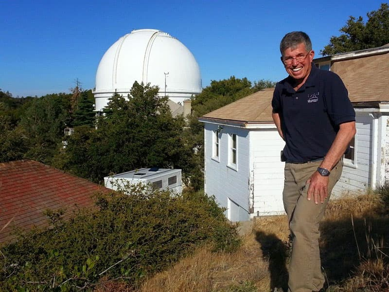 Tugboat Four Wheel Camper Observatory
