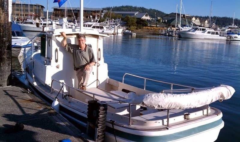 Tugboat Four Wheel Camper Rob Mud Hen