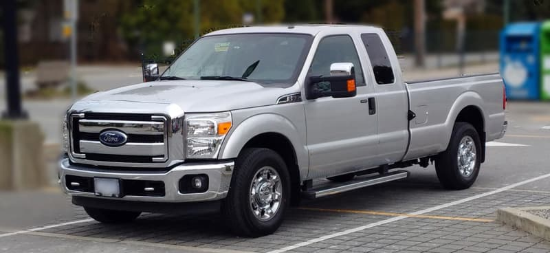 2015 Ford F350 supercab running boards