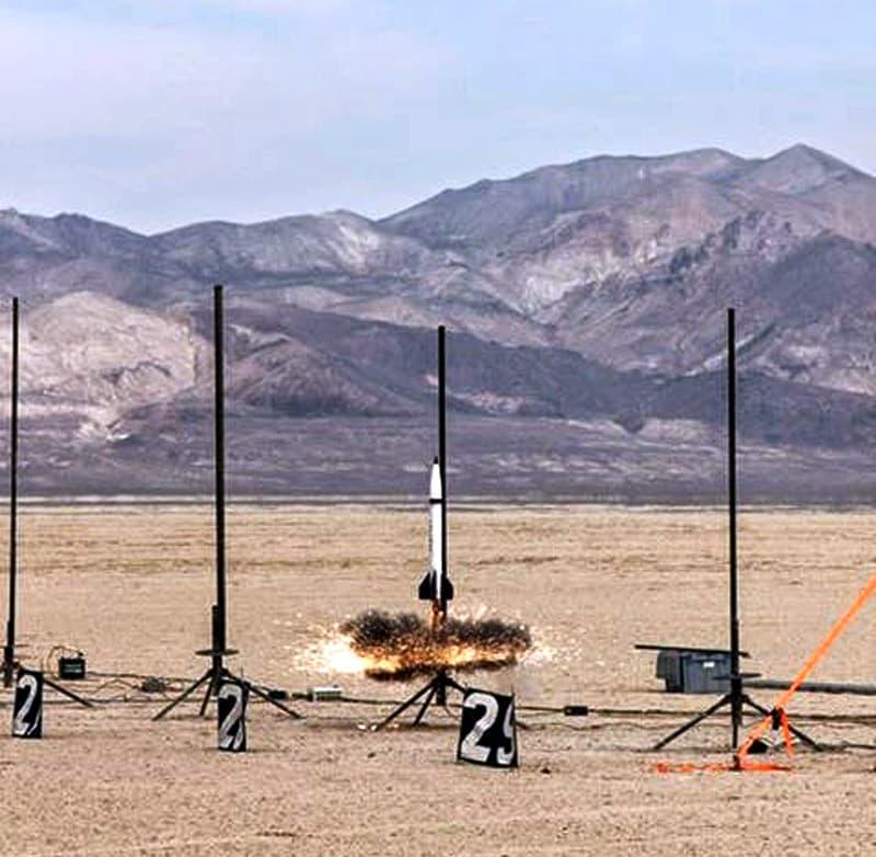 Rocket Launch Line Jackman
